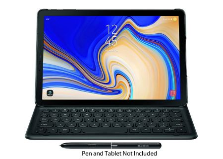 Samsung Galaxy Tab S4 Book Cover Keyboard - EJ-FT830UBEGUJ