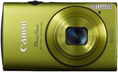 canon powershot elph 310 hs green digital camera