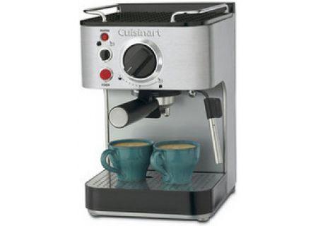 Cuisinart Stainless Steel Espresso Maker - EM100