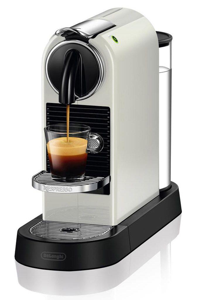 Nespresso Citiz White Espresso Machine En 167 W
