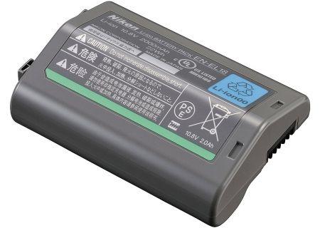 Nikon - 27186 - Digital Camera Batteries & Chargers