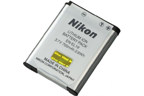 Large image of Nikon Rechargeable Li-Ion Battery - 25837