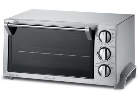 DeLonghi Stainless Steel Convection Oven  - EO1270
