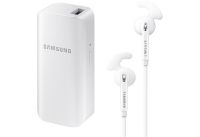 Samsung - EO-EG920LWBNDL - Earbuds & In-Ear Headphones