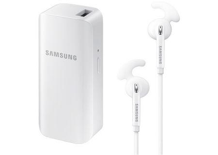 Samsung - EO-EG920LWBNDL - Earbuds & In-Ear Headphones