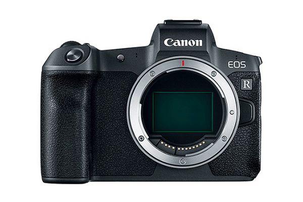 Large image of Canon EOS R Mirrorless Digital Camera Body - 3075C002