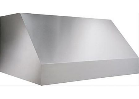 "Broan 36"" Stainless Steel Pro-Style Outdoor Wall Hood  - EPD6136SS"
