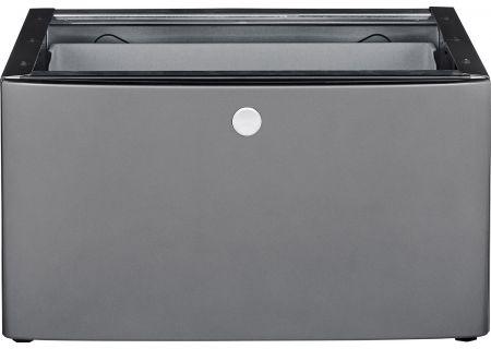 """Electrolux 15"""" Titanium Washer Or Dryer Pedestal - EPWD157STT"""