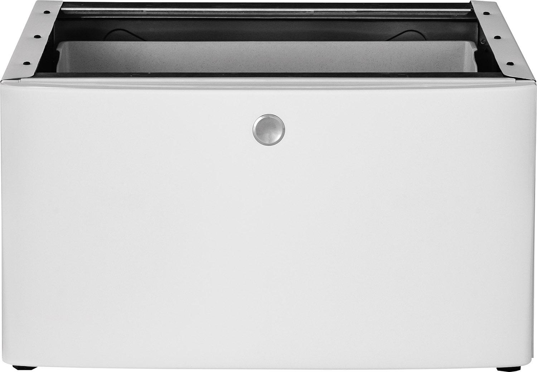 Electrolux 15 Quot White Washer Dryer Pedestal Epwd157siw