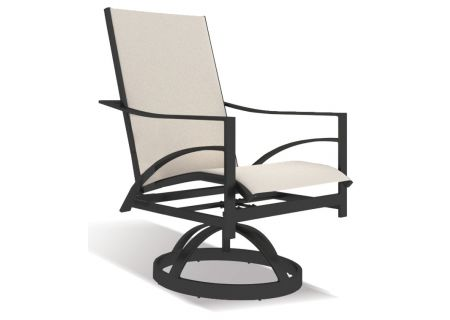 Elements by Castelle - EQS3B13SBKSP17 - Patio Chairs & Chaise Lounges