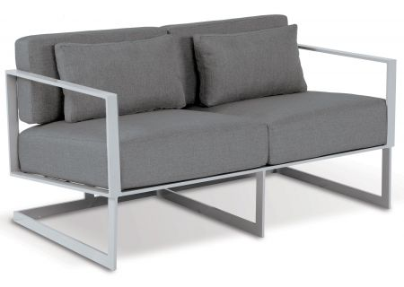 Elements by Castelle - EQV1A02NM02F64B - Patio Chairs & Chaise Lounges