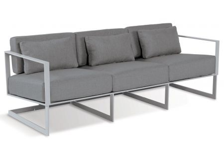 Elements by Castelle - EQW1A02NM02F64B - Patio Chairs & Chaise Lounges