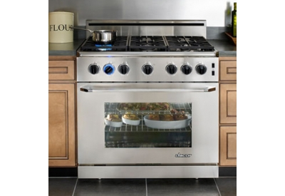 Dacor - ER36GISSCH - Slide-In Gas Ranges