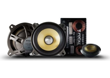 "Focal K2 Power 4"" 2-Way Component Kit - ES100K"