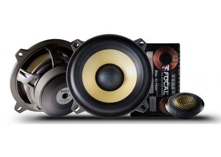 "Focal K2 Power 5"" 2-Way Component Kit - ES130K"