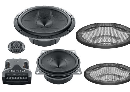 Hertz ESK Series 3-Way Speaker System - ESK 163L5