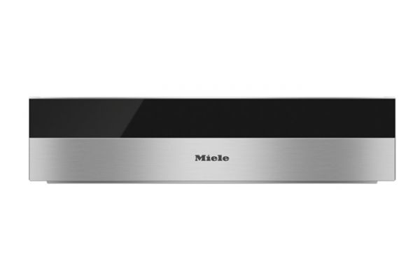 """Large image of Miele 24"""" ContourLine/PureLine Stainless Steel Warming Drawer - 09682550"""