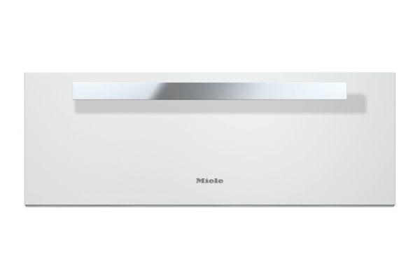 "Large image of Miele 30"" PureLine Brilliant White Warming Drawer - 09714250"