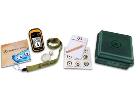 Garmin - ETREX10GCB - Hiking GPS