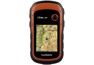 Garmin - ETREX20 - Hiking GPS