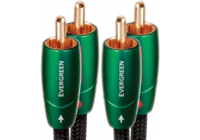 Audioquest - EVERGREEN1M - Audio Cables