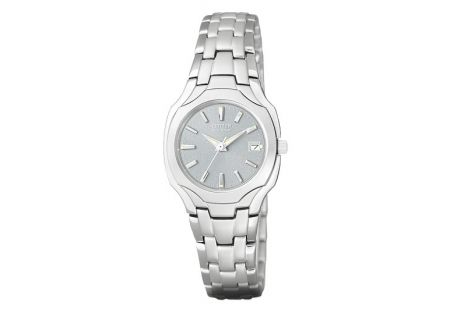 Citizen Eco-Drive Silver Womens Watch - EW125054A
