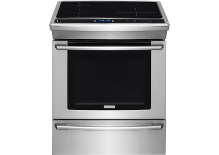 Electrolux Stainless Steel Slide-In Induction Range - EW30IS80RS