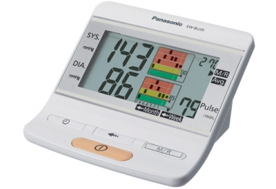 Panasonic - EWBU35W - Heart and Fitness Monitors