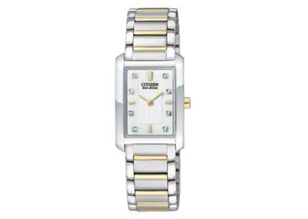 Citizen - EX1074-59A - Womens Watches