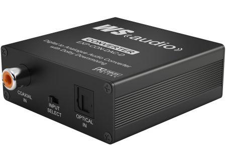 WyreStorm - EXP-CON-DAC-D - Audio/Video Distribution