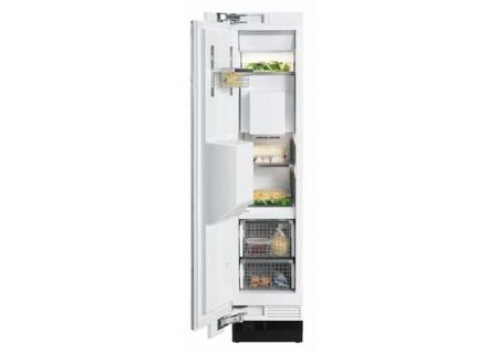 "Miele 18"" Fully Integrated Stainless Steel All Freezer  - F1473SF"