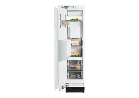 "Miele 18"" Fully Integrated Custom Panel All Freezer  - F1473VI"