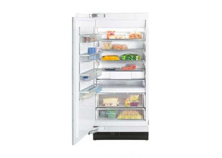 "Miele 36"" Fully Integrated Stainless Steel All Freezer  - F1913SF"