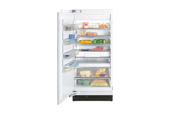"""Miele 36"""" Fully Integrated Stainless Steel All Freezer - F1913SF"""