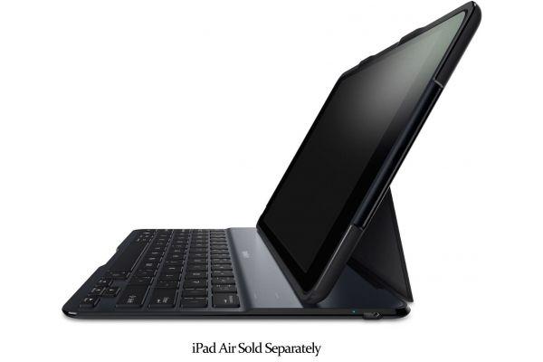 Belking Black Keyboard Case For iPad Air - F5L151TTBLK