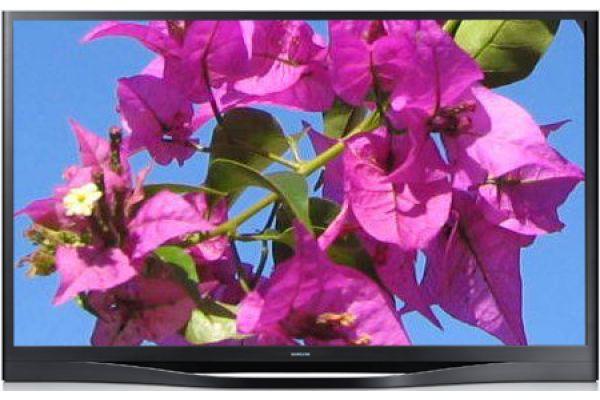 "Samsung 64"" Black Plasma 1080p 3D HDTV - PN64F8500"