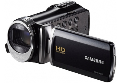Samsung - HMX-F90BN/XAA - Camcorders & Action Cameras