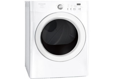 Frigidaire - FAQE7021LW - Electric Dryers