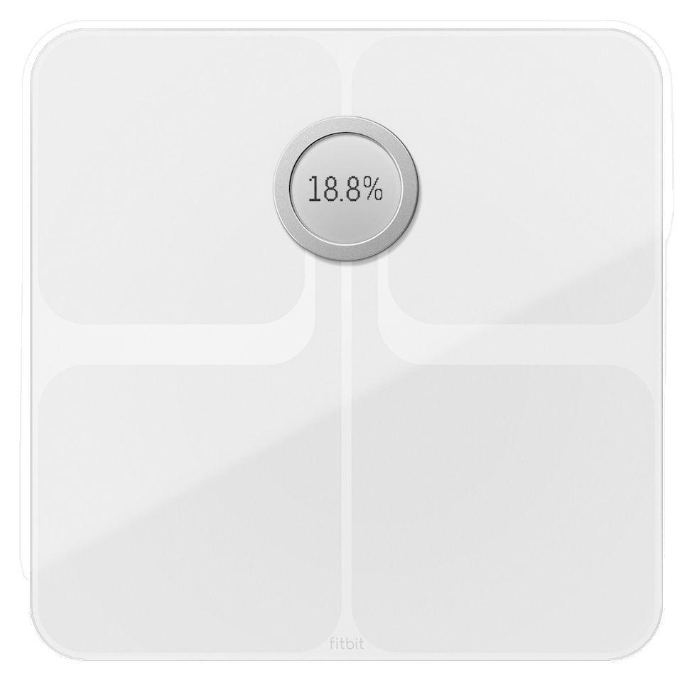 Fitbit Aria 2 White Wi Fi Smart Scale