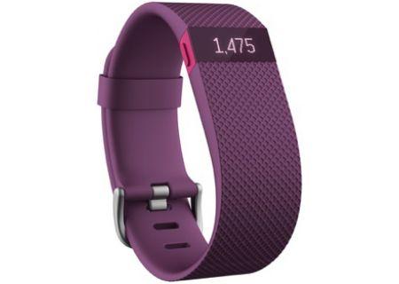 Fitbit - FB405PML - Heart Monitors & Fitness Trackers