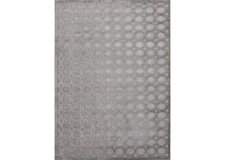 Jaipur Living Fables Collection Trella Wild Dove And London Fog Area Rug - FB46-8X10