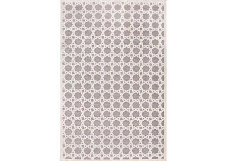 Jaipur Living Fables Collection Trella Quarry And Gardenia Area Rug - FB47-5X8