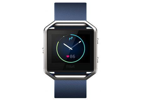 Fitbit - FB502SBUL - Heart Monitors & Fitness Trackers