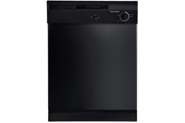 "Frigidaire 24"" Black Built-In Dishwasher - FBD2400KB"