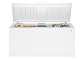 GE - FCM25SBWW - Chest Freezer