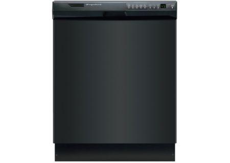 """Frigidaire 24"""" Black Built-In Dishwasher - FDB2410HIB"""