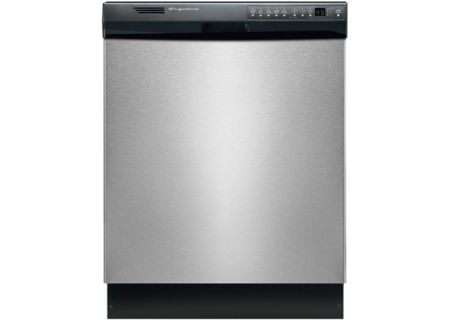 """Frigidaire 24 """" Stainless Steel Built-In Dishwasher - FDB2410HIC"""