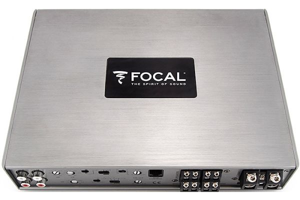 Large image of Focal Digital Power Class D 4-Channel Amplifier - FDP4.600