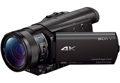 Sony - FDRAX100/B - Camcorders & Action Cameras