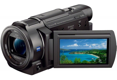 Sony - FDR-AX33/B - Camcorders & Action Cameras